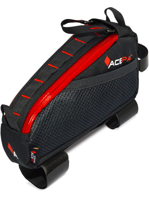 Acepac Fuel Frame Bag M grey